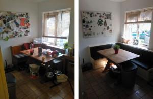 opgeruimd-advies-marit-fakkeldij-opruimen-keuken-keukentafel-eethoek-memobord-voor-en-na-foto