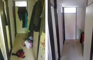 opgeruimd-advies-marit-fakkeldij-opruimen-overloop-wasgoed-wasrek-doorgang-veiligheid-voor-en-na-foto