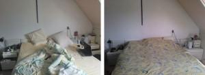 opgeruimd-advies-marit-fakkeldij-opruimen-slaapkamer-bed-nachtkastje-rommel-frutsels-voor-en-na-foto